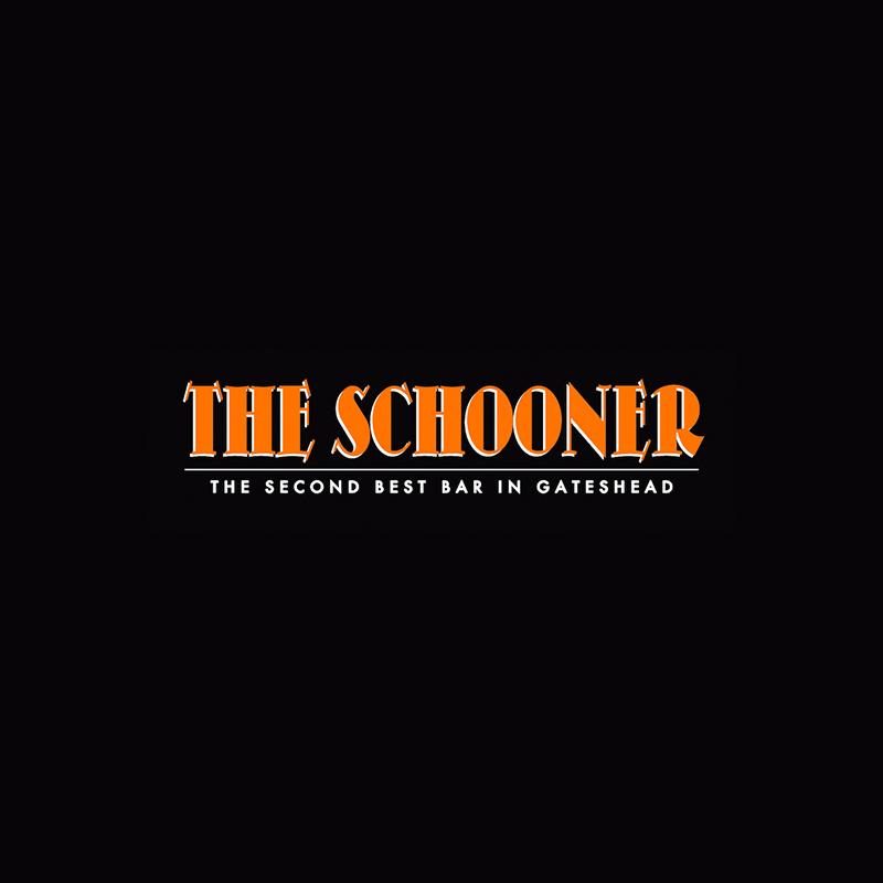 The Schooner Logo