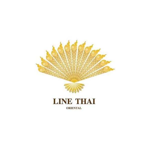 Line Thai Oriental Logo