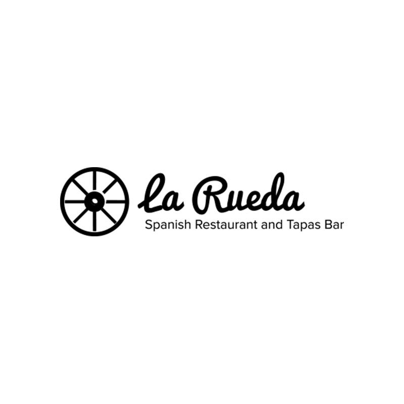 La Rueda         Logo