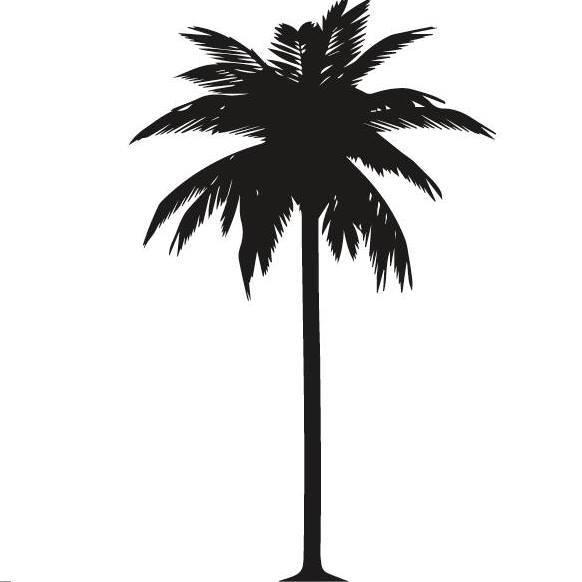 The Coconut Tree Glos Road Logo
