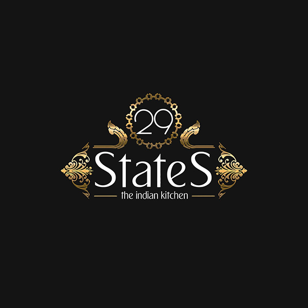 29 States The Indian Kitchen Logo