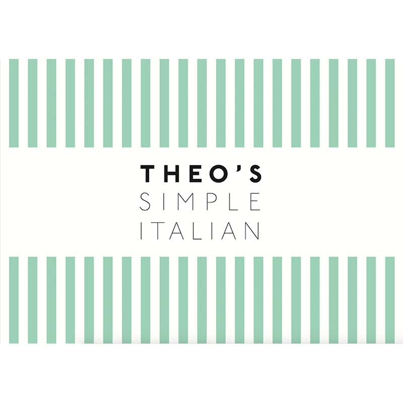 Theo's simple italian  Logo