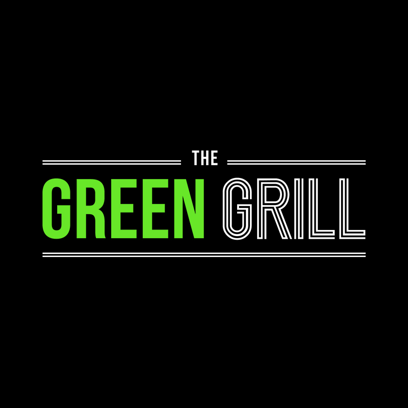 The Green Grill Logo