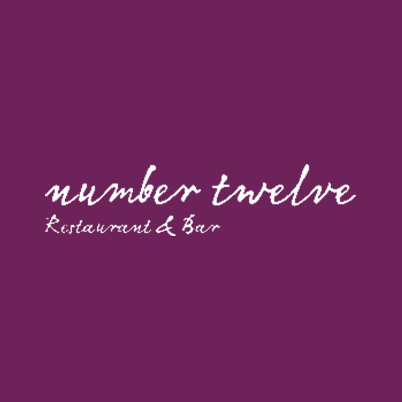Number Twelve Restaurant & Bar Logo