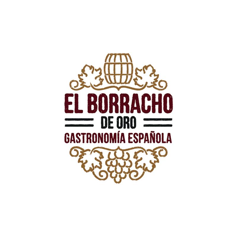 El Borracho de Oro Logo