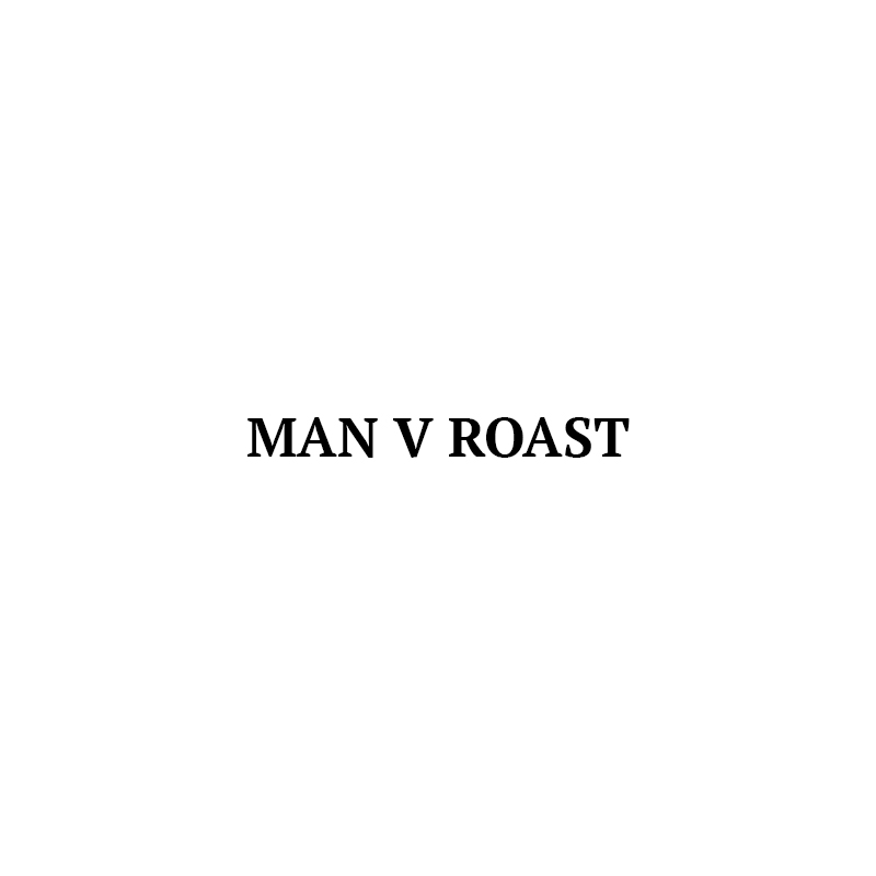 Man V Roast Logo