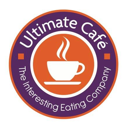 Ultimate Cafe Merry Hill Logo