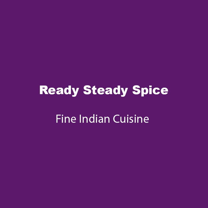 Ready Steady Spice Logo