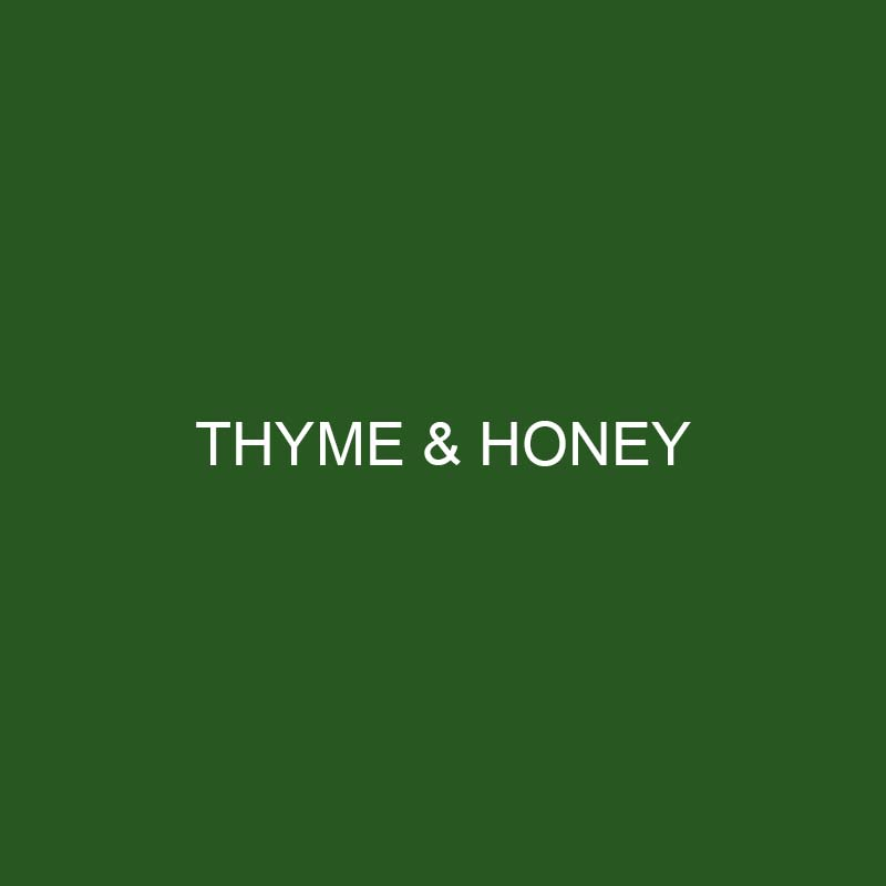 Thyme & Honey Logo