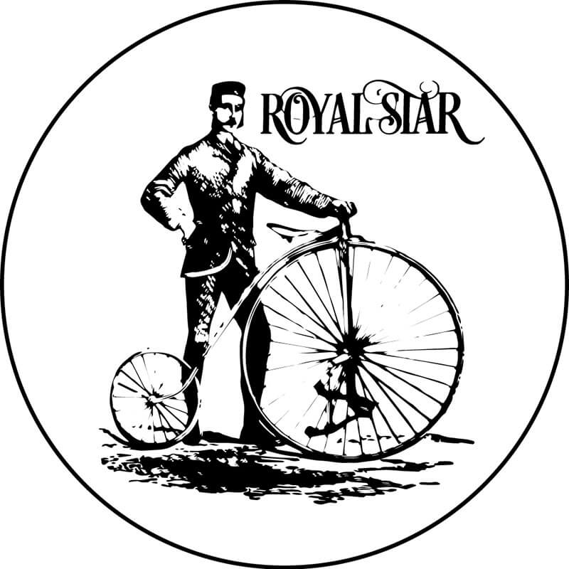 The Royal Star Logo
