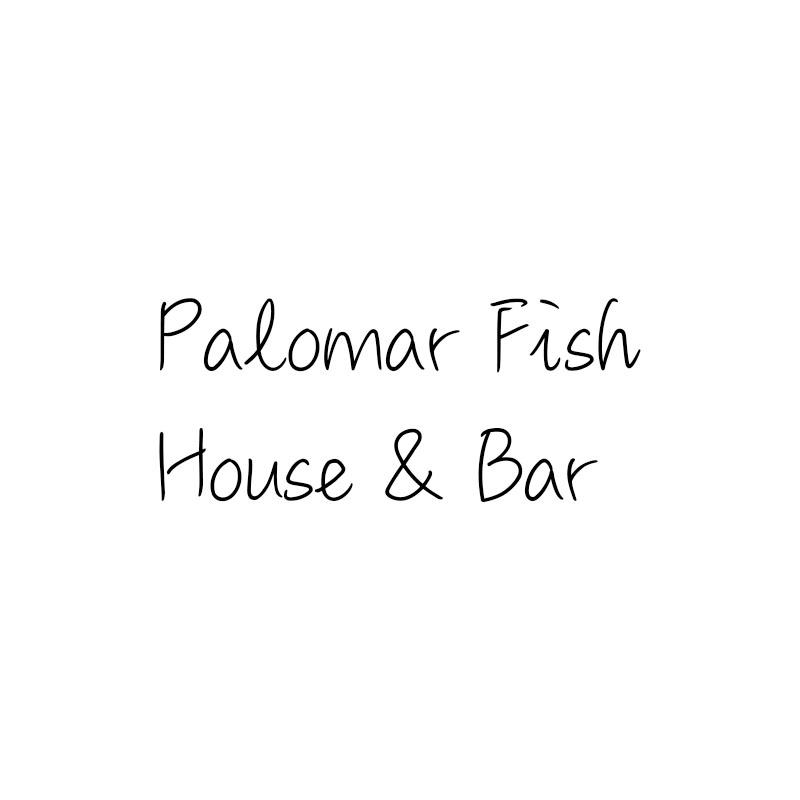 Palomar Fish House Logo