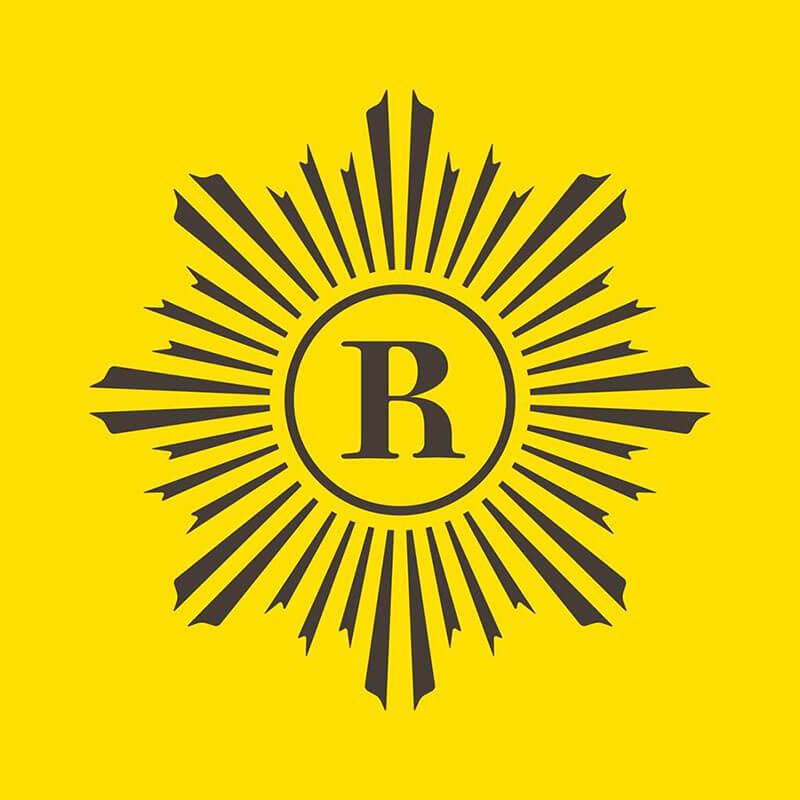 Revolution Bars America Square Logo