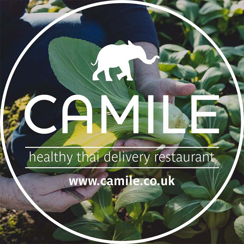 Camile Thai Tooting Logo