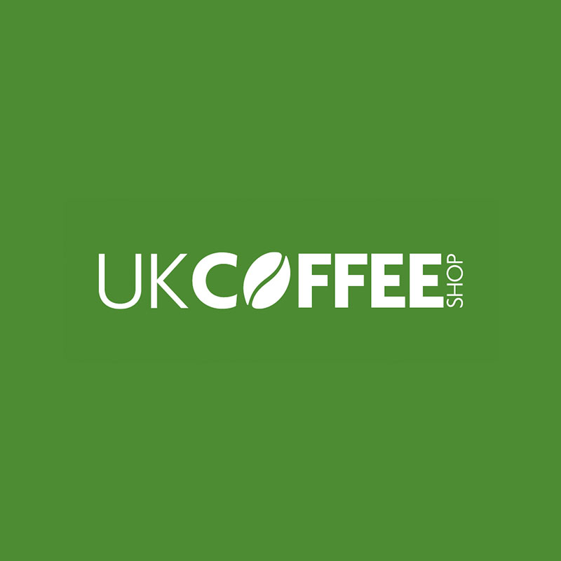 UK Coffee Shop Logo