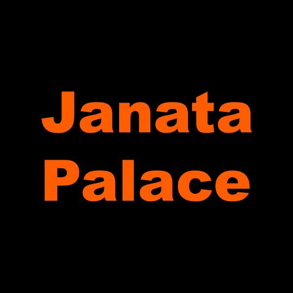 Janata Palace Logo
