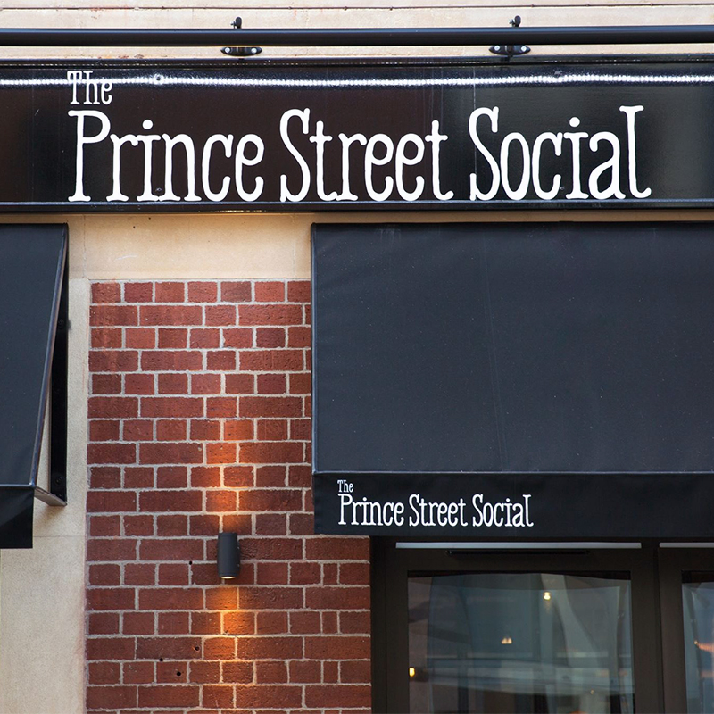 Prince Street Social Logo