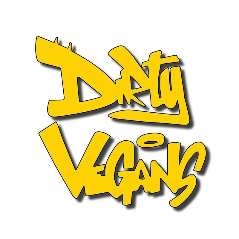 Dirty Vegans Logo