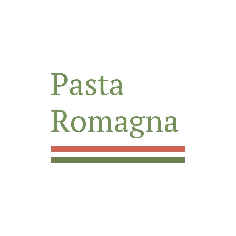Pasta Romagna Pizzeria Logo