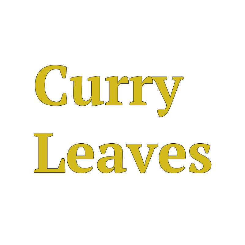 Curry Leaves Logo