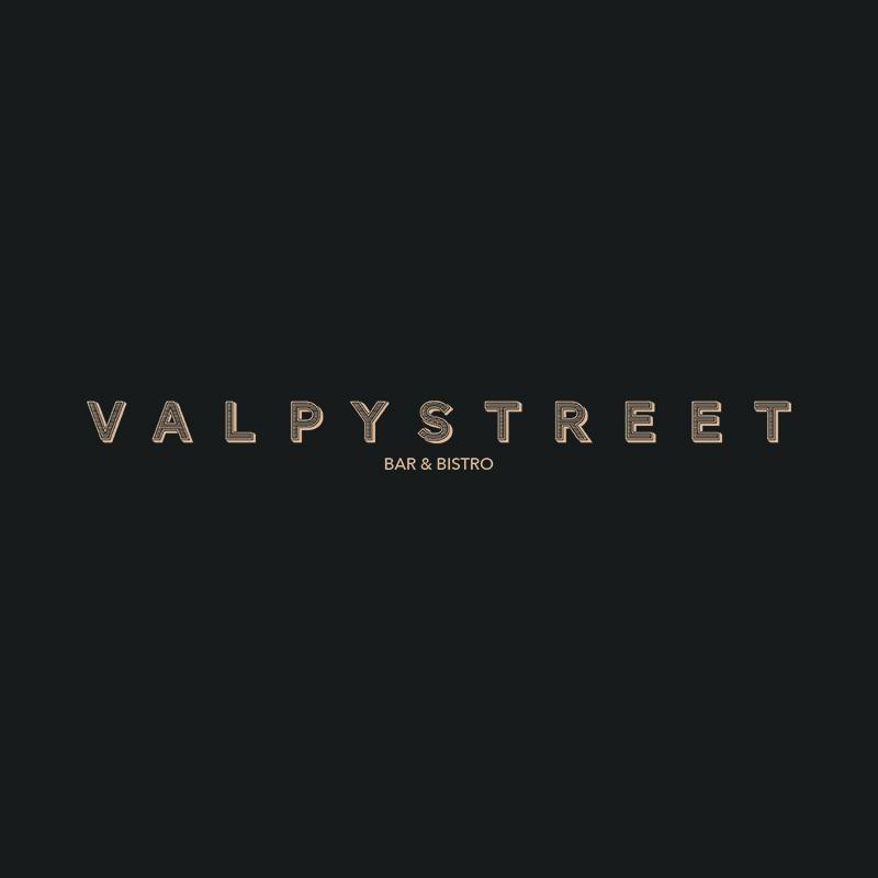 Valpy Street Bar & Bistro Logo