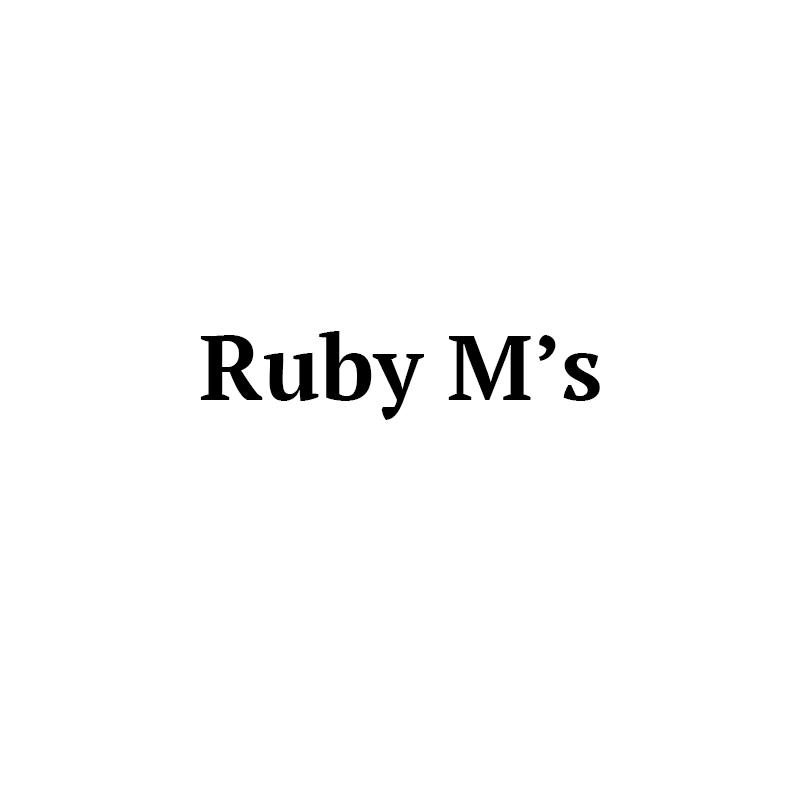 Ruby M's Rayners Lane Logo