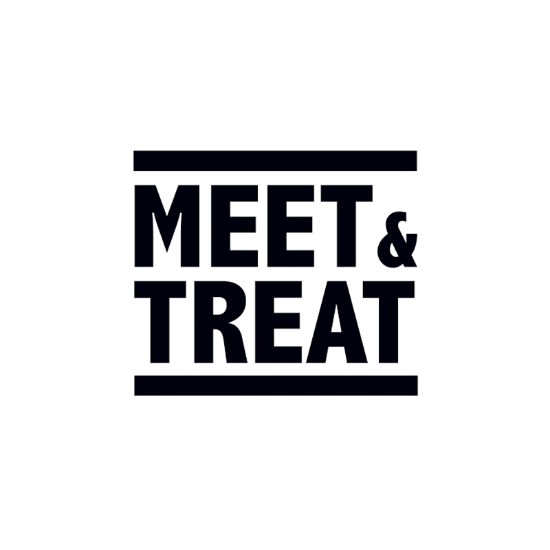 Meet and Treat Logo