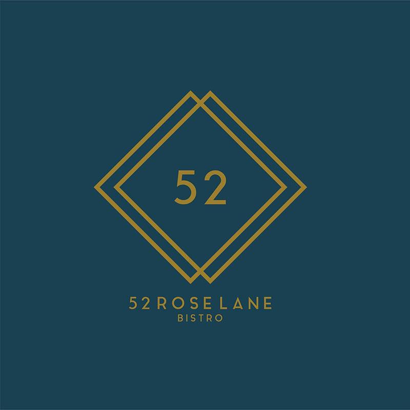 52 Rose Lane Logo