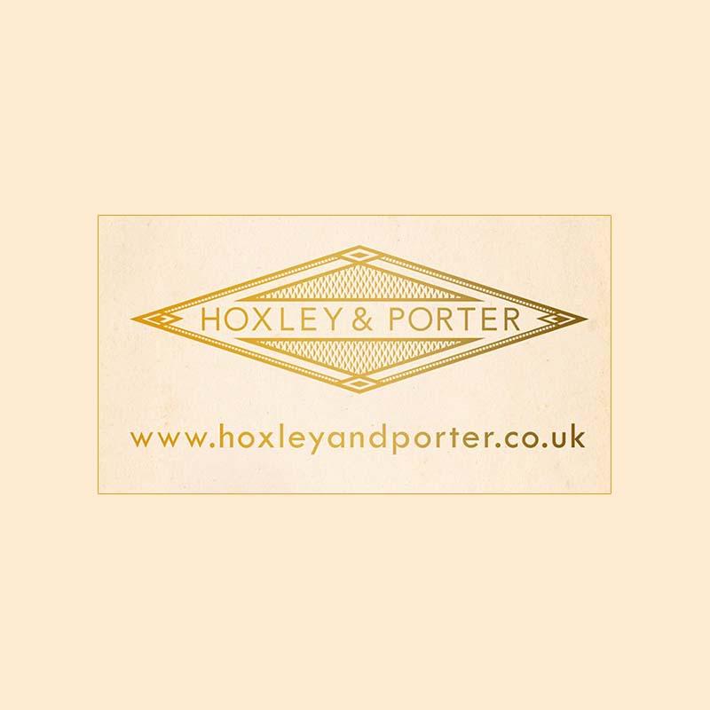 Hoxley & Porter Logo