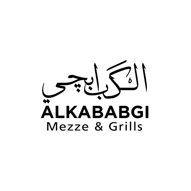 Alkababgi Mezze Logo