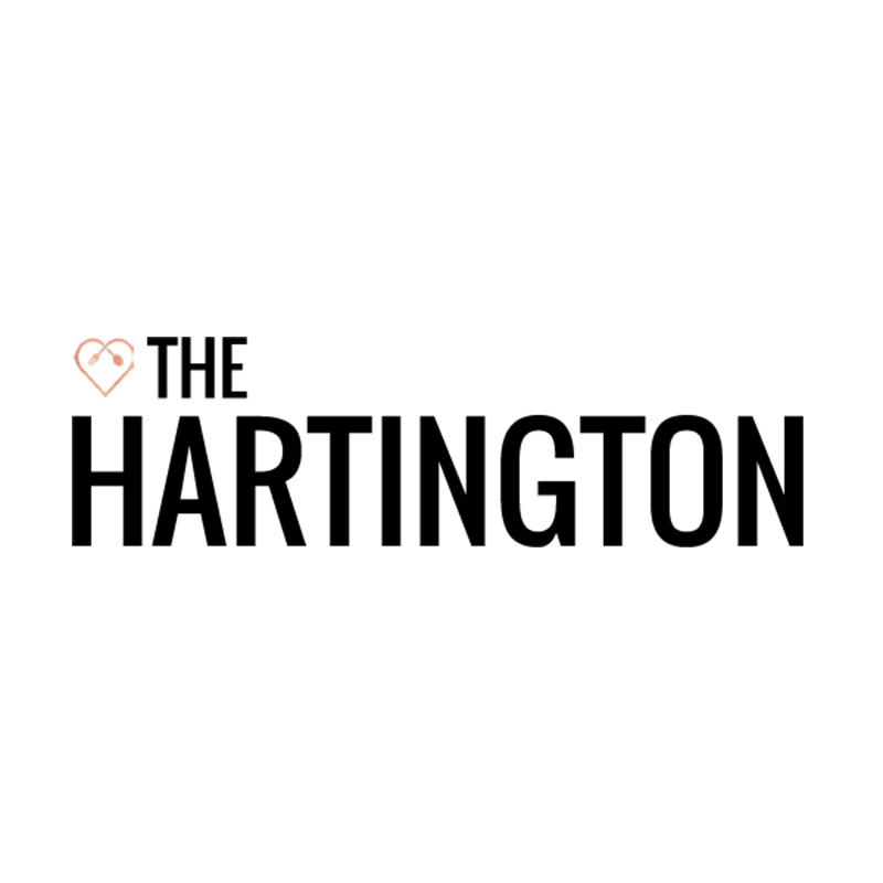 The Hartington  Logo