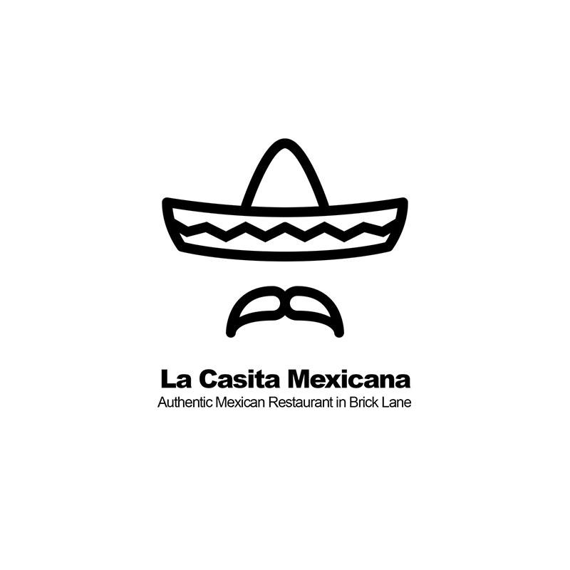 La Casita Mexicana Logo