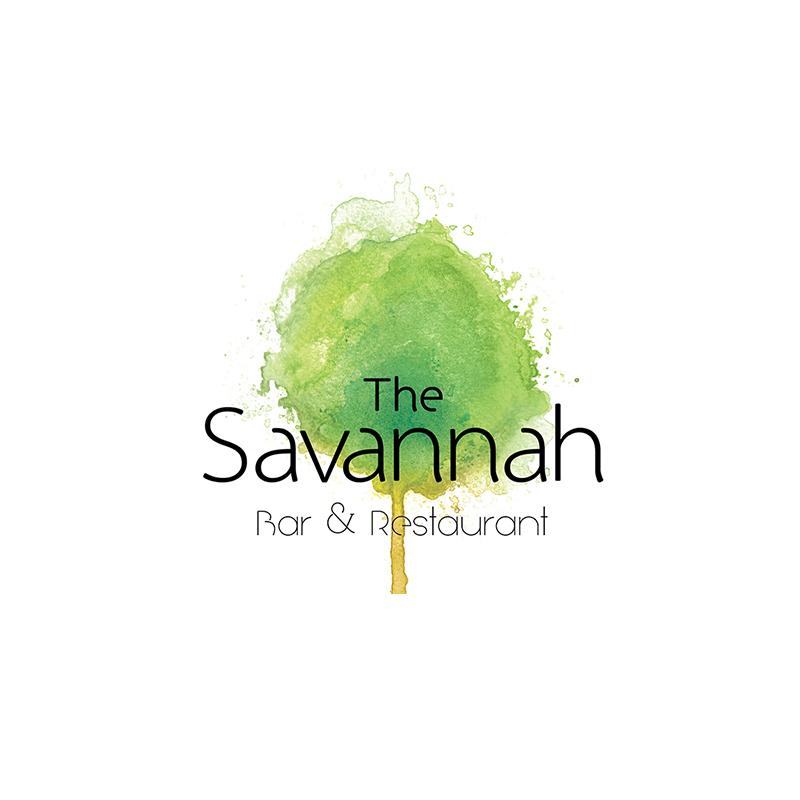The Savannah Bar & Restaurant Logo