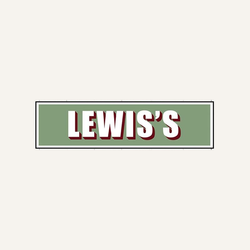 Lewis Independent Cafe & Restaurant Logo