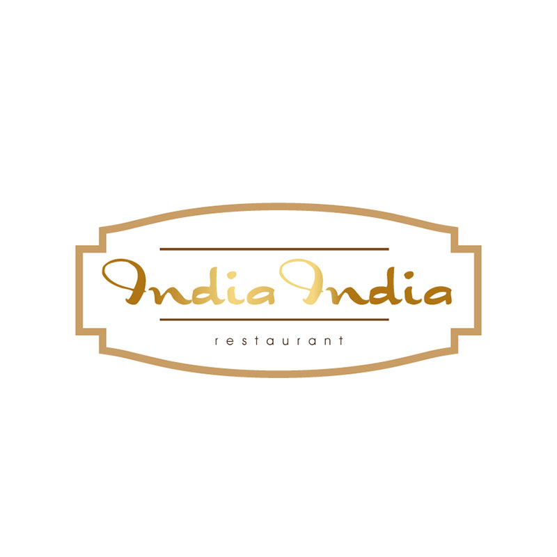 India India Restaurant Logo