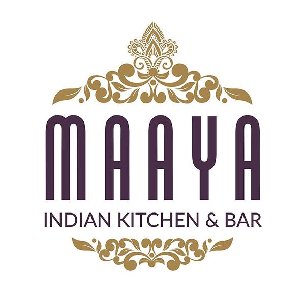 Maaya Kitchen & Bar Logo