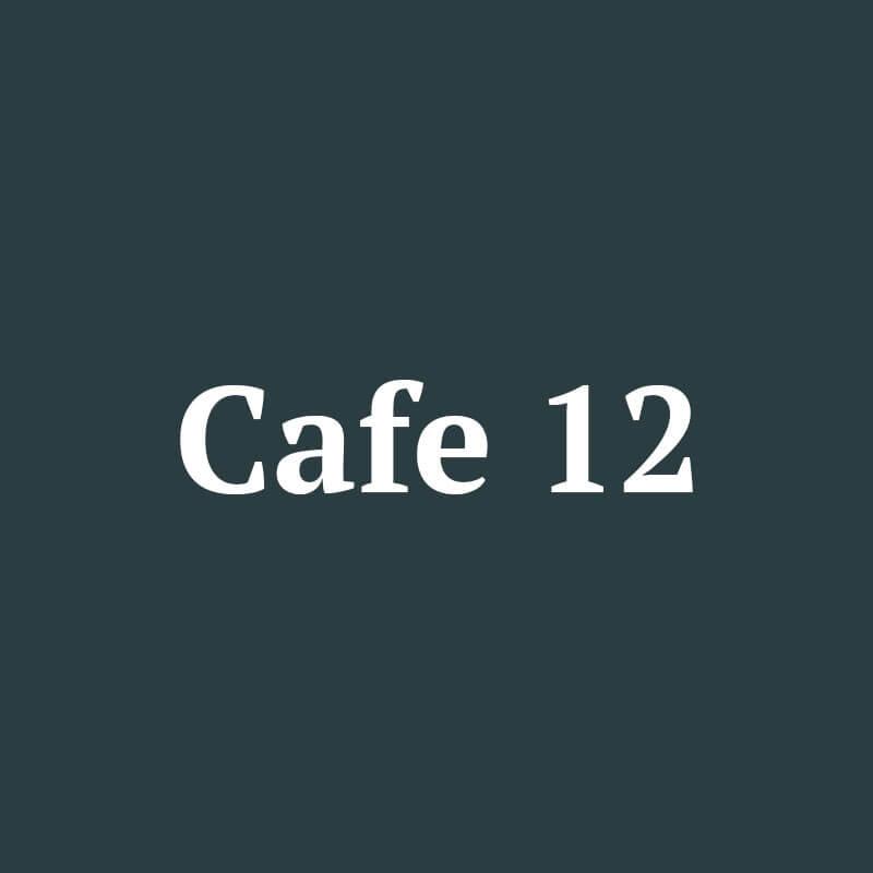 Cafe 12 Logo