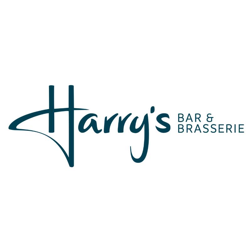 Harry's Bar & Brasserie Logo