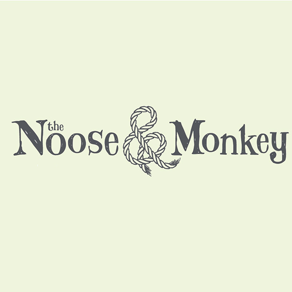The Noose and Monkey Logo