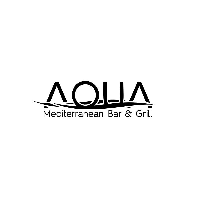 Aqua Bar and Grill Croydon Logo