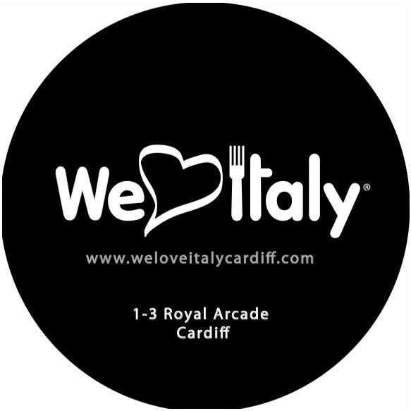 We Love Italy Logo