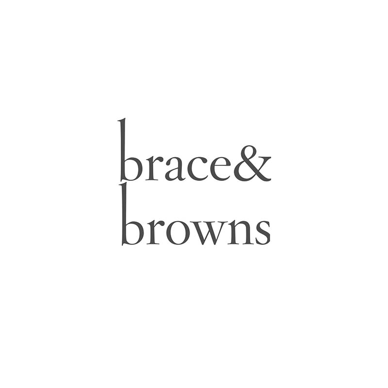 Brace and Browns  Logo