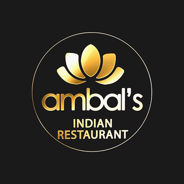 Ambals Indian Restaurant Ellon Logo