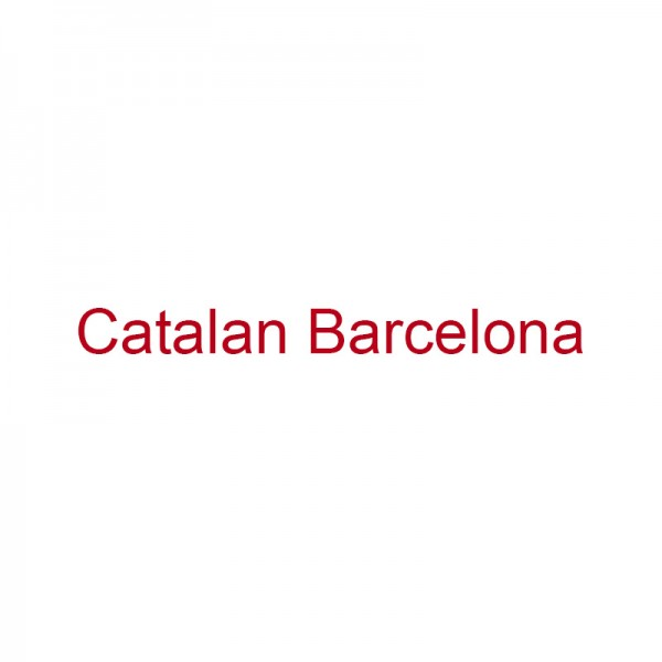 Catalan Barcelona