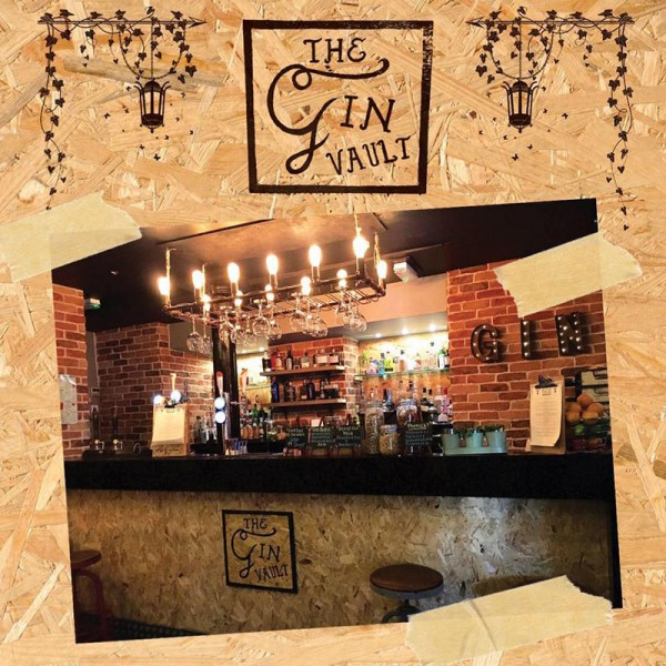 The Gin Vault