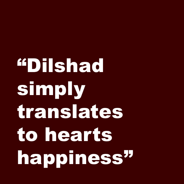 Dilshad Restaurant